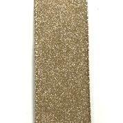 """Champagne All Flat Glitter 1.5""""x10yd"""
