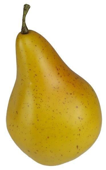 """4.25""""L Bosc Pear"""