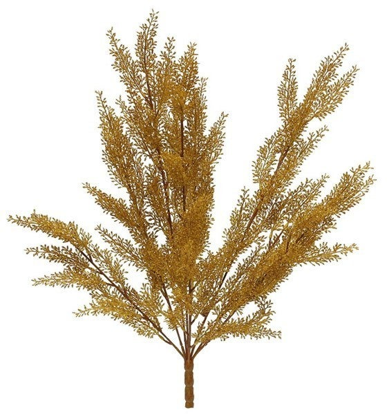 "20""L Sage Brush Bush AMBER"