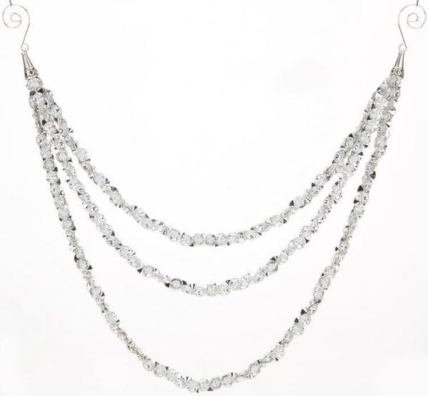 Diamond Jewel Swag - 20 Inches
