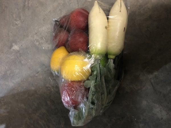 FRUIT & VEGGIE ASSORTMENT (16PC PER PACK)