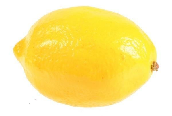 "3.5""L Lemon Set of 12"