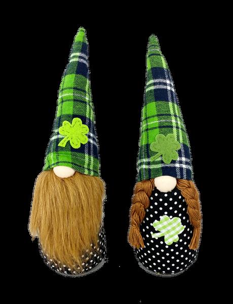 Leprechaun Clover Gnome W4xH13
