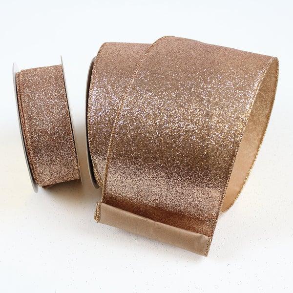"DIAMOND DUST  1.5""X10Y / ROSE GOLD"