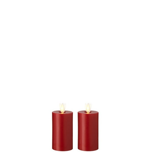 "2""X3.5"" VOTIVE CANDLE Set of 2"