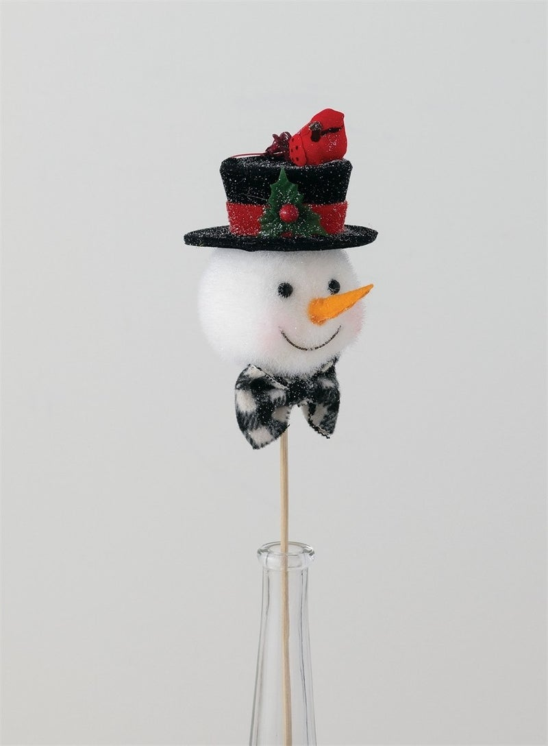 SNOWMAN PICK Top Hat