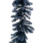 Kings Pine Garland 9FT Blue