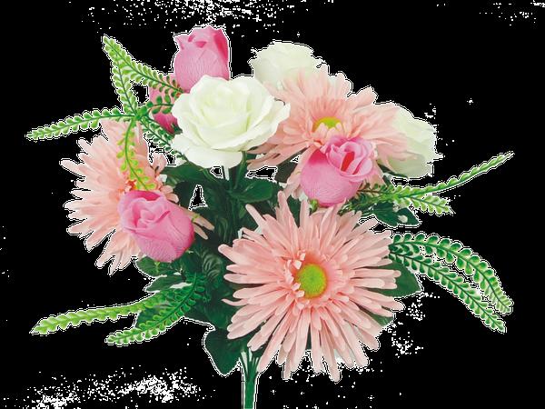 "Mum Rose bush x 11, H20"" Pink"