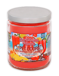 Pet Odor Exterminator Carribean Punch