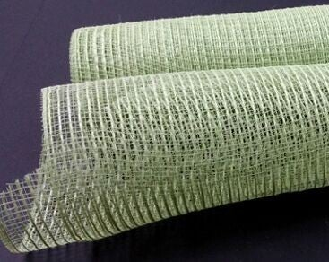 "ALL MINT BURLAP MESH, 21""X10Y"