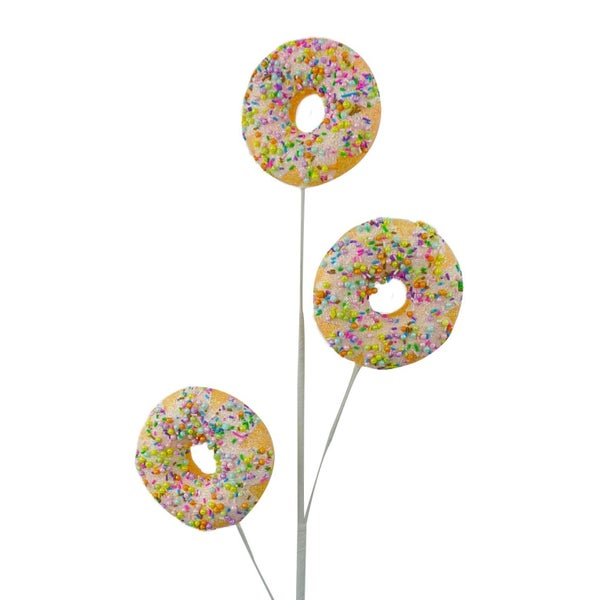 "Donut Spray 28""H White"