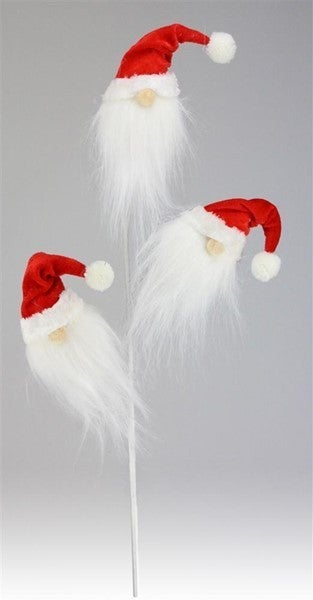 "30""Oah Fabric Santa Gnome Spray"