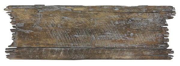 "25""L X 8""W Antique Wood Board"