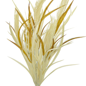 "Plastic Wheat bush 21""H"