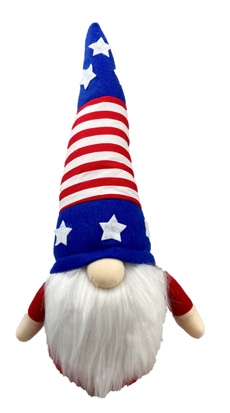 Gnome W6xH15 Red/White/Blue