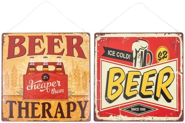 Beer Therapy Hanger