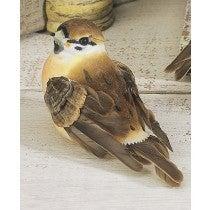 "BIRD SPARROW W/STRIPE 3"" 1 Dozen"