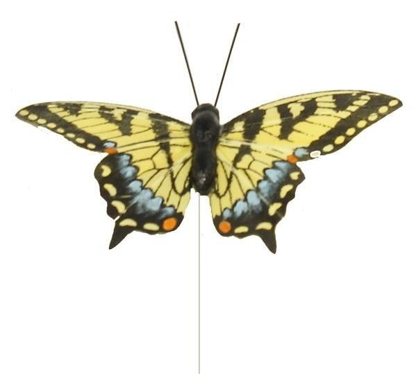"""3.25"""" Tiger Swallowtail Butterfly (12)"""