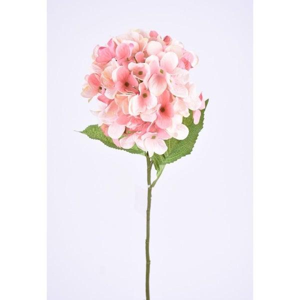 "20"" Hydrangea Stem Pink"
