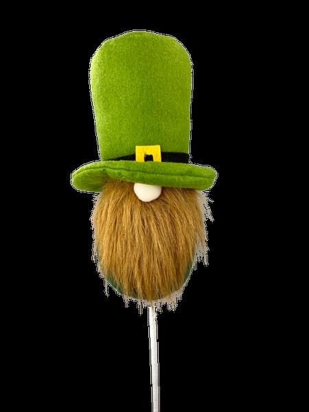 Leprechaun Gnome Spray W3xH20 Green