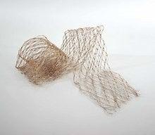 Sea Net Ribbon Garland