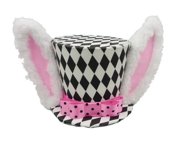 Harlequin Ears Top Hat W8Xh6