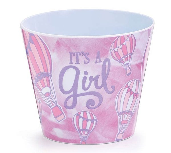 POTCOVER #4 MELAMINE It's A Girl