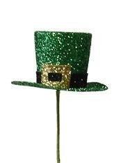"15.75""L St. Patricks Day Hat Pick X 1"
