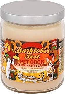 Pet Odor Exterminator Candle 13oz. Barktoberfest
