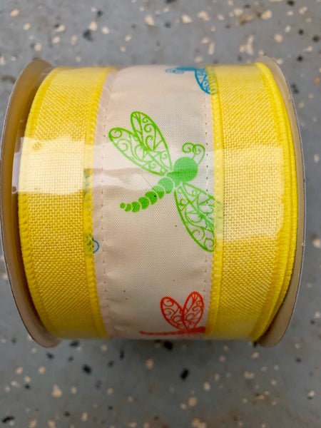 "2.5""X10YD DRAGONFLY W/ROYAL"
