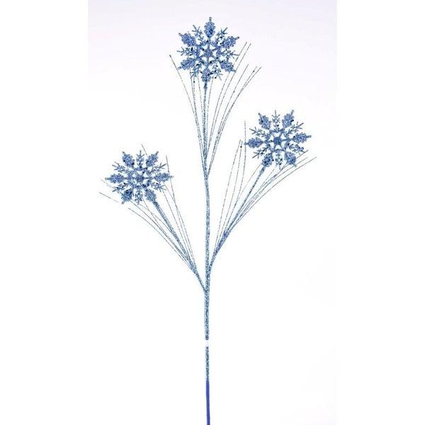 GLT SNOWFLAKE GRASS SPRAY Scuba Blue
