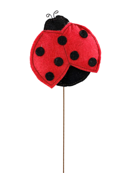 Lady Bug Pick D0.8xW4xH15