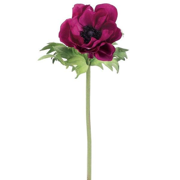 "17"" Anemone Spray  Orchid"