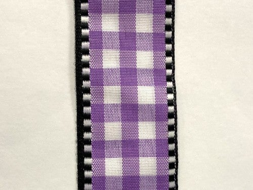 "In Stk-Spring 1.5""x 50Y Purple"