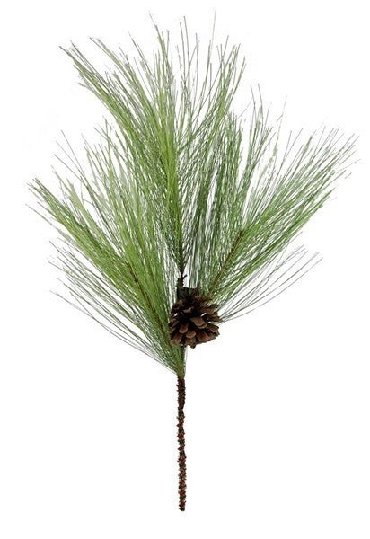 "22""L Pine/Pinecone Spray"