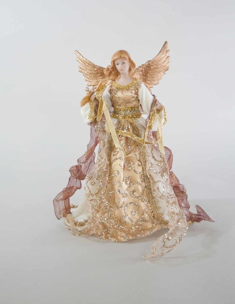 "Thread Of Gold Angel-16"""