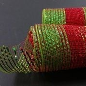 "Heavy Foil Lime/Red 21""x10yd"