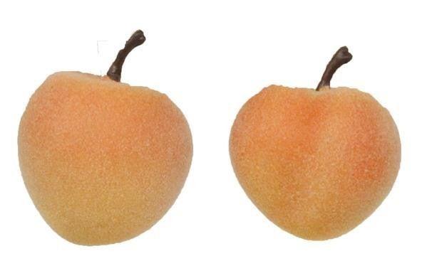 "2 Asst 1.5-2""H Apricot BAG OF 24"