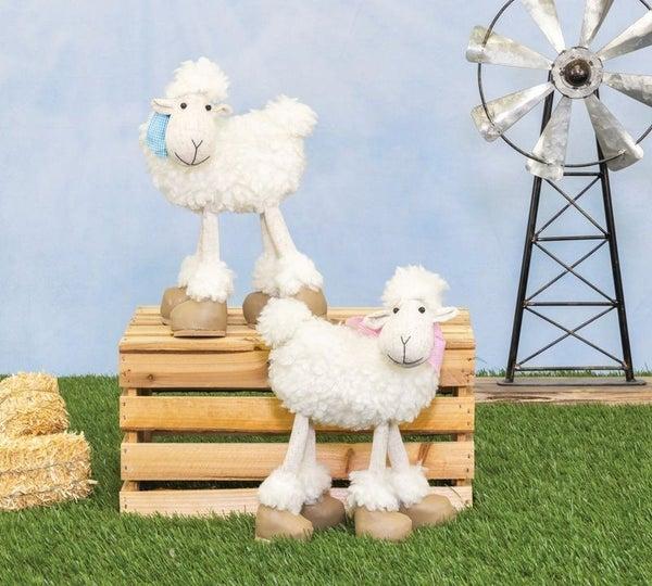 Homespun Lamb Stander