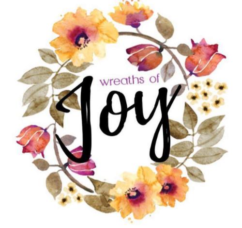 Wreaths of Joy