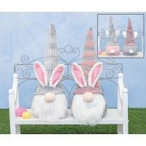 EASTER GNOME COTTON TAIL TABLETOP