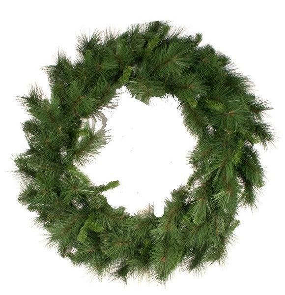 "36"" Mixed Pine Wreath"