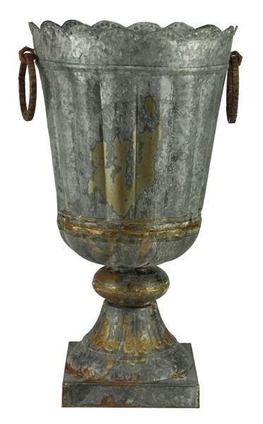 "20""H X 11""Dia Tall Vase"