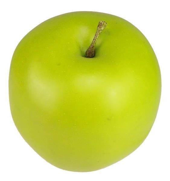 "3.5""L Apple Green Pack of 6"
