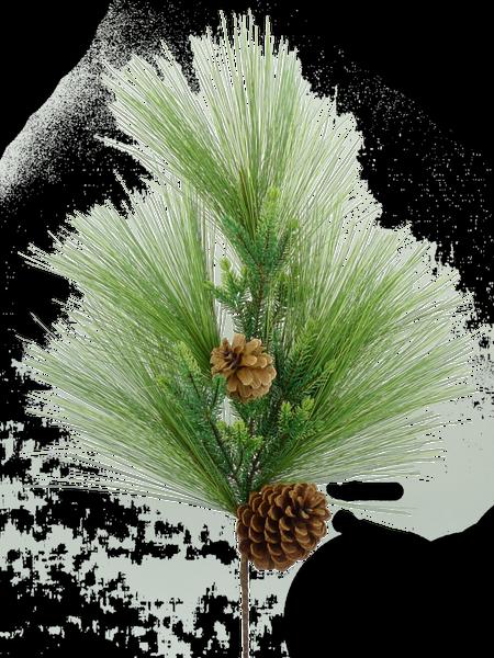 Long Needle Pine Spray H28