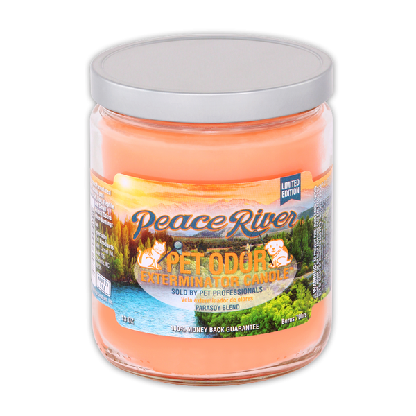 Peace River Pet Odor Neutralizing Candle