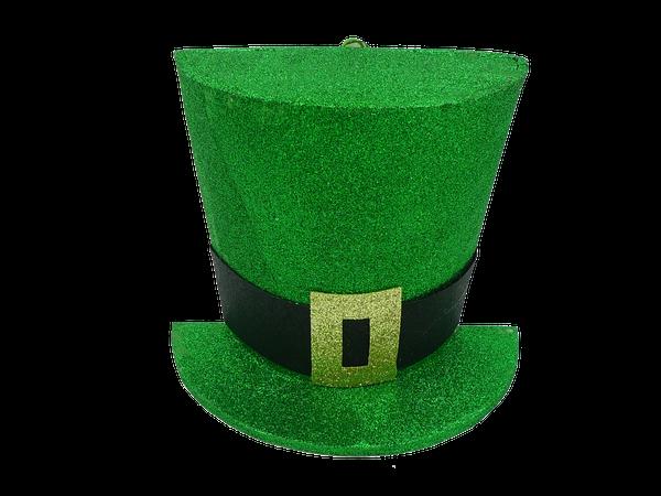 Leprechaun Top Hat Half W9xH7.5