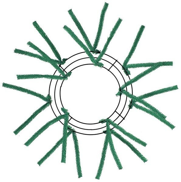 """10""""Wire, 20""""Oad Pencil Work Emerald"""