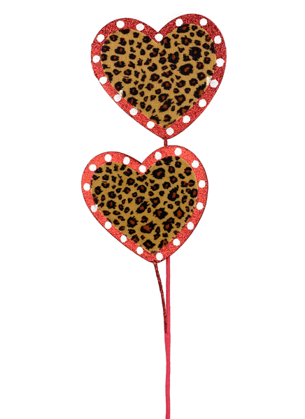 Heart Spray x 2 H24 Cheetah