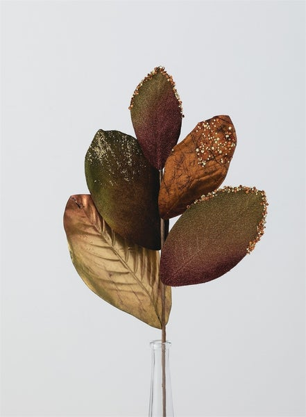 MAGNOLIA LEAF PICK